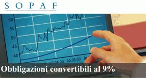 Nuove obbligazioni convertibili al 9% in sostituzione di quelle vecchie per abbattere il debito del 30%. Il titolo azionario festeggia in borsa con un rialzo del 40%. Offerta volontaria dell'emittente e adesioni entro il 23 Settembre