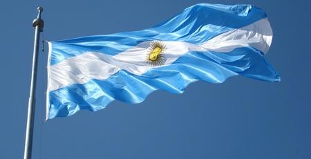 Argentina Flag 45_450