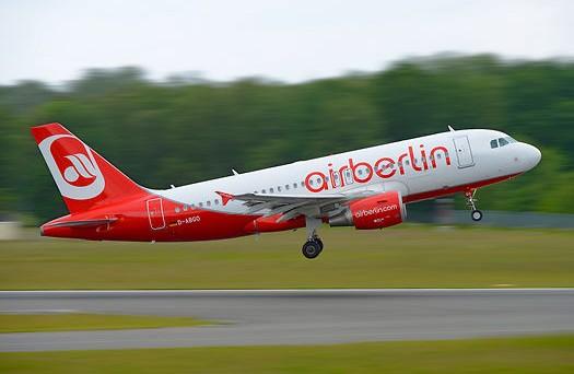 Le obbligazioni Air Berlin restano un investimento ad alto rischio. Bond in franchi svizzeri 5,625% 2019 (XS1051723895)