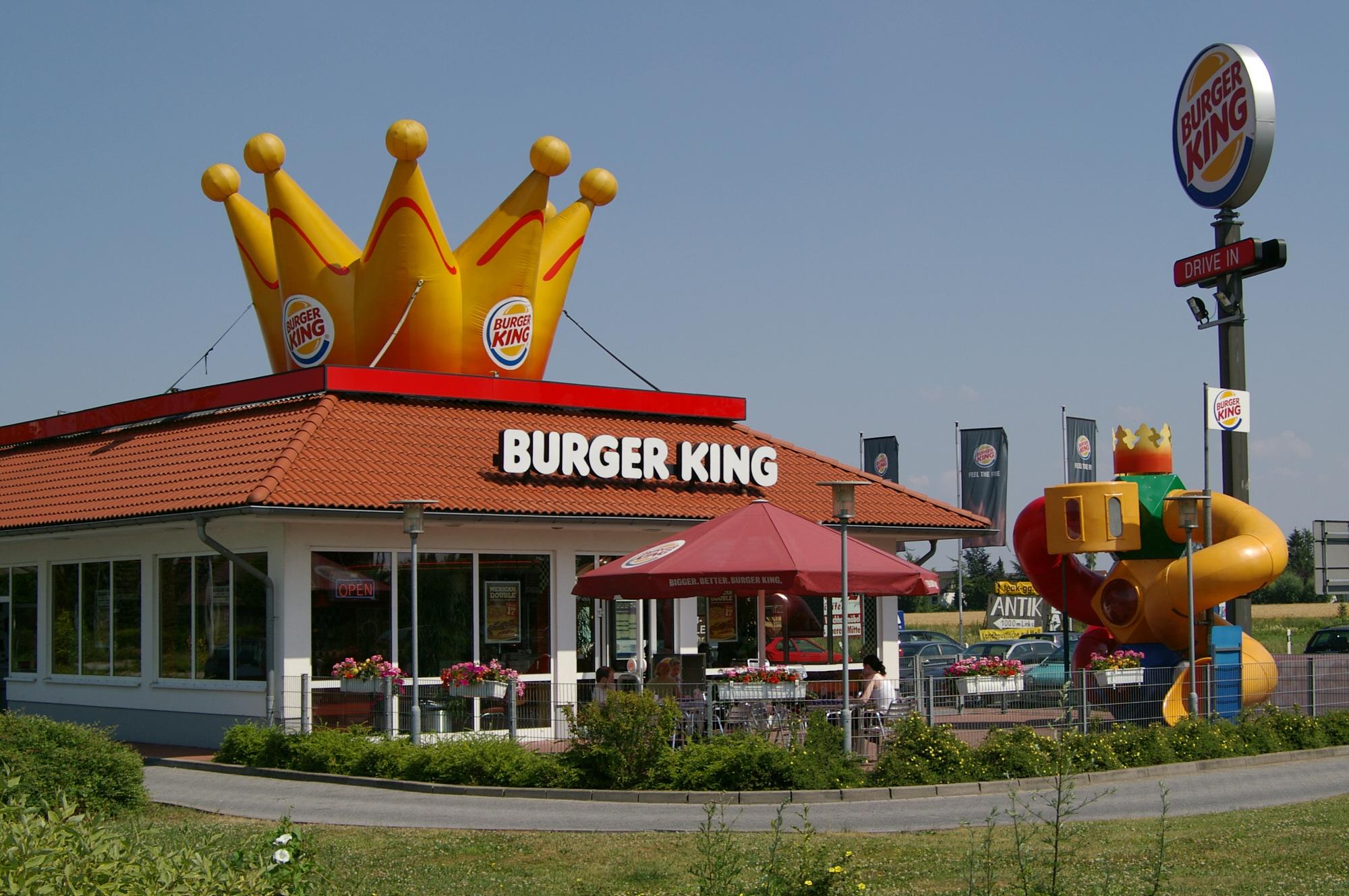 i panini di burger king offrono cedole al 4 6. Black Bedroom Furniture Sets. Home Design Ideas