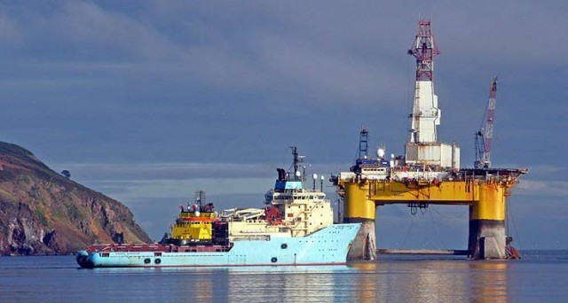 Il crollo del prezzo del petrolio ha messo in difficoltà il gruppo delle esplorazioni che sospende i dividendi. Giù il prezzo dei bond
