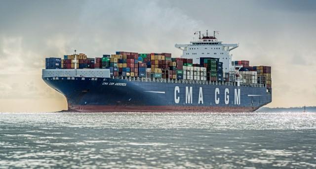 La compagnia marittima francese CMA CGM ha chiuso il trimestre in perdita. Le obbligazioni in euro sono scese del 26%