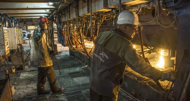 ArcelorMittal raccoglierà 3 miliardi di dollari fra i soci. Tornano a scendere i rendimenti obbligazionari del gruppo siderurgico
