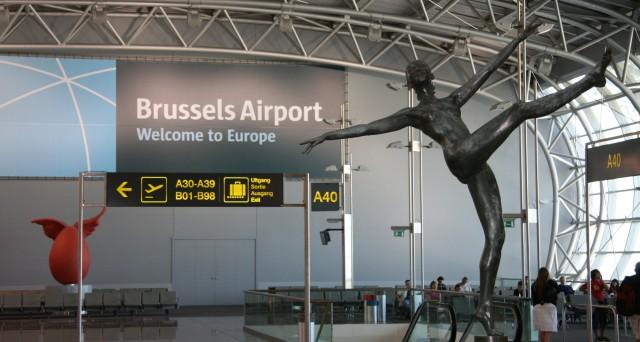 Le obbligazioni aeroportuali dello scalo belga sono in discesa dopo gli attentati. Rendimenti in rialzo su tutte le scadenze