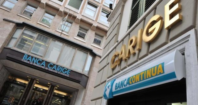 Per gli analisti di Akros, Banca Carige ha bisogno di raccogliere nuova liquidità per almeno 200 milioni