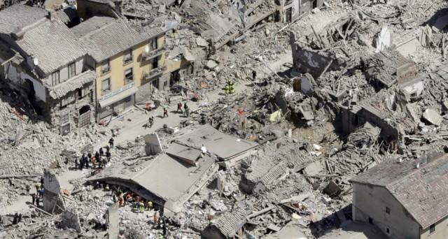 Terremoto Centro Italia, tremano anche i Cat bond Unipol