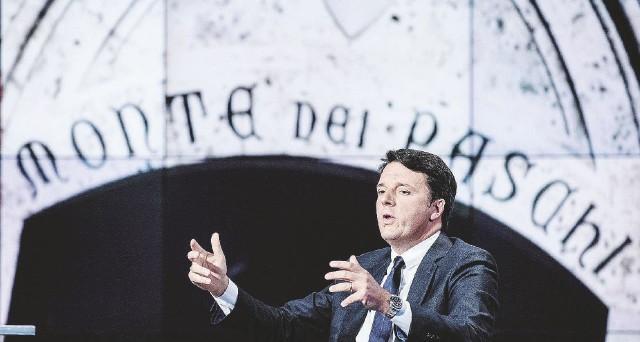 Mps,Brunetta: denunciamo Renzi e Padoan