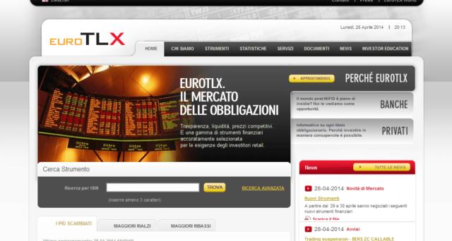 Da domani saranno negoziabili su EuroTLX anche i bond Venezuela con scadenza 2020, 2028, 2024 e 2038