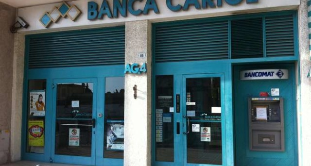 Banca Carige pronta a deliberare emissione bond subordinato per circa 200 milioni e a valutare cessione crediti deteriorati