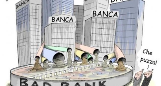 Intesa rileverà la parte sana e i bond senior (good bank). I bond subordinati finiranno nella bad bank. I risparmiatori saranno ristorati