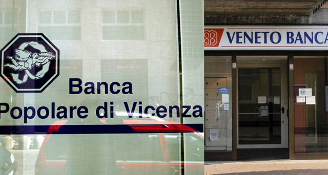 Pop Vicenza e Veneto Banca: Unicredit e Intesa aprono all'aumento