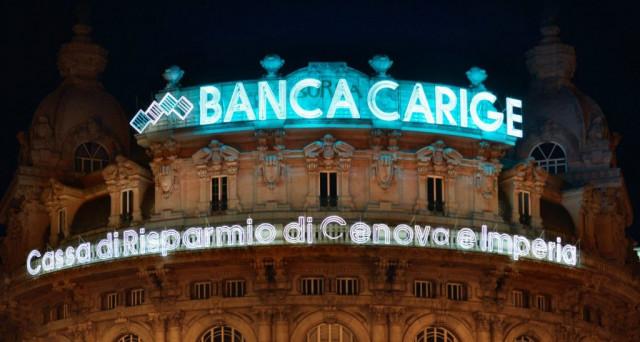 Banca Carige studia emissione bond subordinato entro le prossime settimane