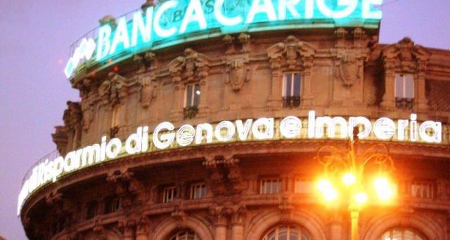 Banca Carige colloca bond subordinato fino a 400 milioni con cedola 13%. Varato nuovo Piano Industriale