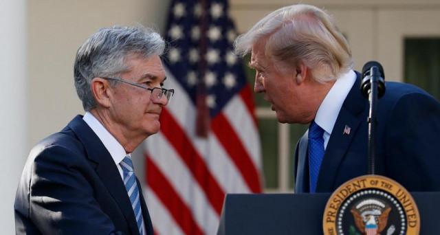 I tassi USA non saranno toccati ancora per un mese, poi rialzo di 0,25%. Powell verso incarico a presidente Fed all'insegna della continuità