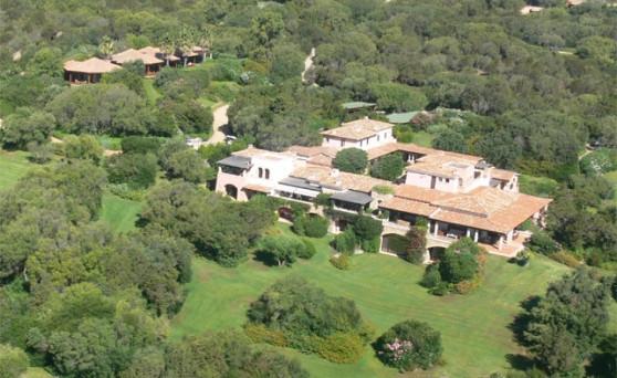 Il bond su Villa Certosa è di tipo non convertibile e ha un valore d 80 milioni di euro