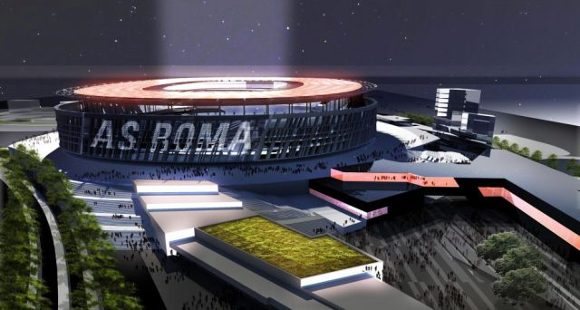 Roma Calcio e Goldman Sachs stanno preparando il lancio di un bond da 300-400 milioni per finanziare la realizzazione dello stadio
