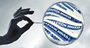 Secondo gli analisti di AXA vi è una probabilità non insignificante che esista una bolla obbligazionaria nell'Eurozona