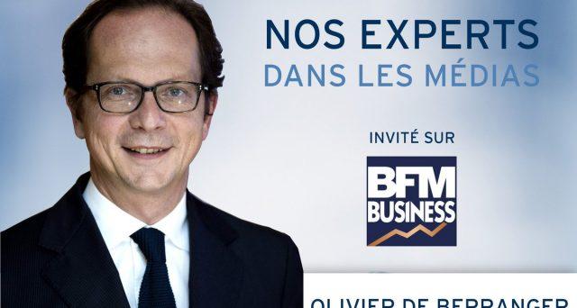 """""""Il punto della settimana sui mercati"""" di Olivier De Berranger, Chief Investment Officer di La Financière de l'Echiquier"""