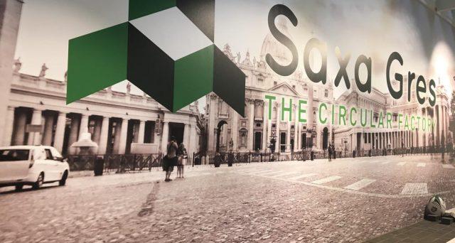 I proventi dell'obbligazione Saxa Gres serviranno a finanziare l'avvio di un innovativo processo di economia circolare