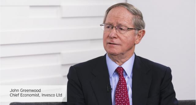 John Greenwood, Capo Economista di Invesco, analizza lo scenario economico e fornisce la sua prospettiva sulle possibili conseguenze della crisi finanziaria in Argentina, Turchia e Venezuela