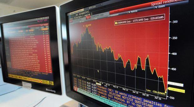 Cala lo spread dopo bocciatura Ue, ma le tensioni restano. Per l'Ocse nel 2019 ci sarà rallentamento economico