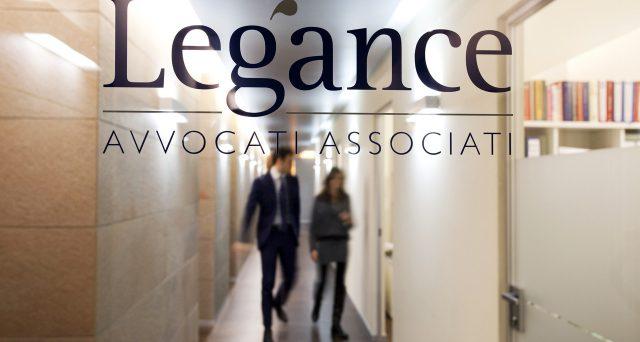 Legance. Studio Milano
