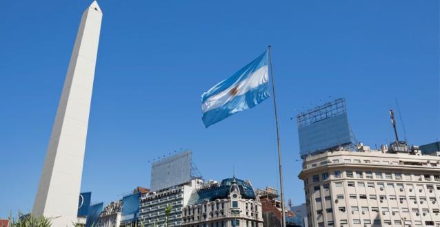 Crollano i bond argentini
