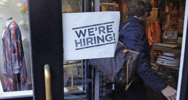 Titoli di stato americani tonici negli ultimi mesi e i dati che arrivano dal mercato del lavoro USA confermerebbero le prospettive positive per il Treasury.
