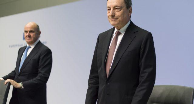 I BTp riducono i guadagni e le borse scendono nell'Eurozona dopo il board della BCE, che ha eppure esitato una svolta