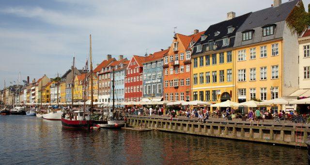Obbligazioni con cedola negativa, emissione in Danimarca