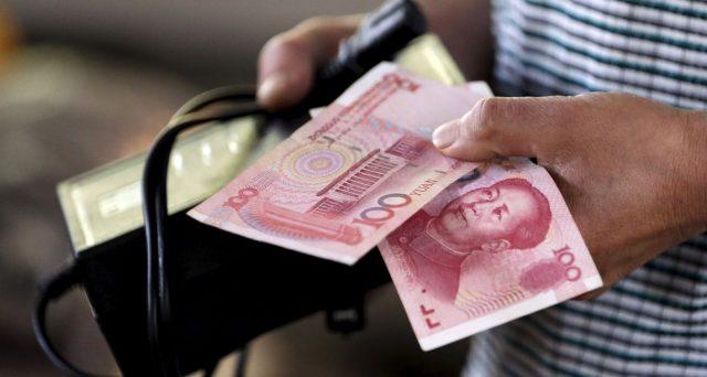 Rendimenti americani in forte calo con la svalutazione del cambio cinese, che per i Treasuries rappresenta una buona notizia, legando apparentemente le mani a Pechino sulla minaccia di