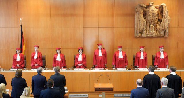 La Corte Costituzionale in Germania si pronuncia domani sul