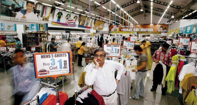 Rischio default per Future Retail, una società indiana che ha subito gli effetti negativi dell'emergenza Covid-19 e adesso versa in seri guai finanziari.