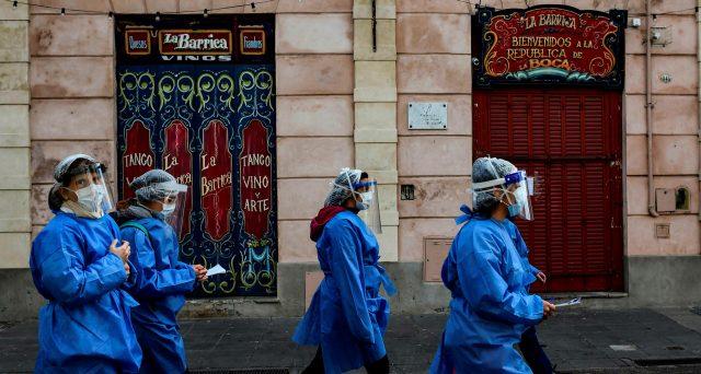 Corsa ai bond argentini dollar-linked