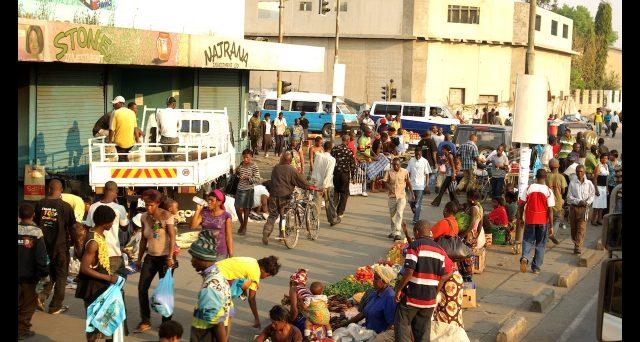 Zambia in default