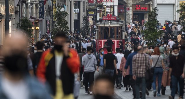 Bond Turchia, tassi d'interesse al 17%