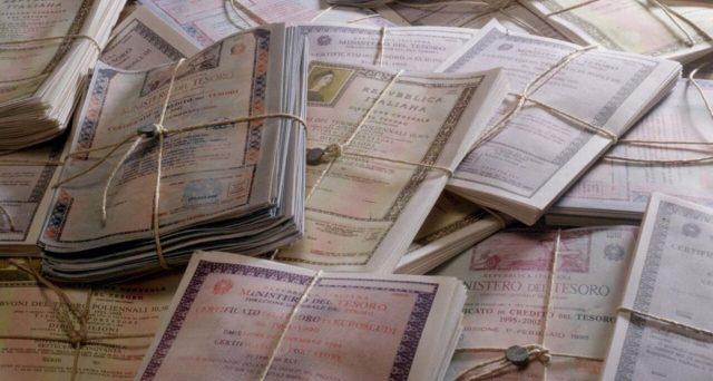 Il Tesoro emette un nuovo bond a 7 anni