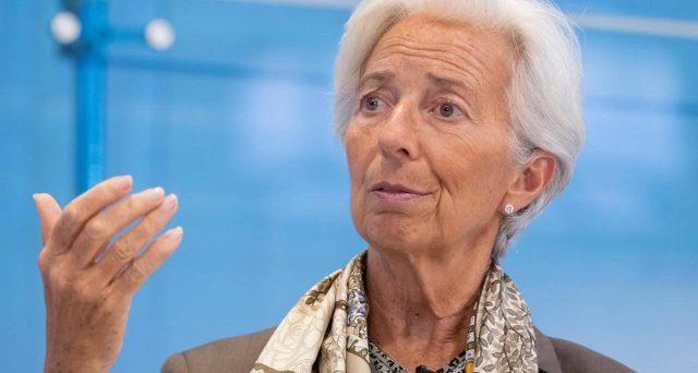 Lagarde e l'impatto del suo discorso sui bond