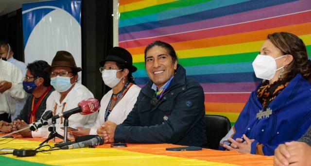 Ecuador, bond su e giù dopo il primo turno delle elezioni presidenziali