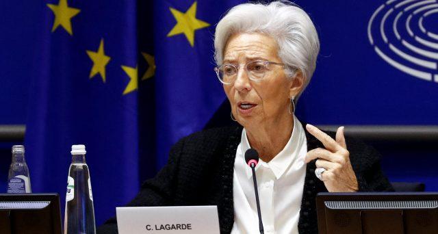 Lagarde reagisce al sell-off dei bond