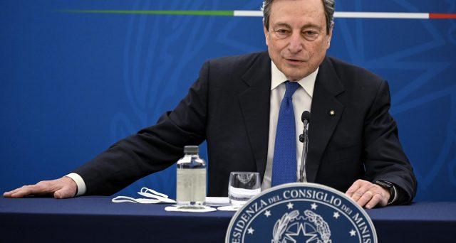 Draghi e l'allarme spread