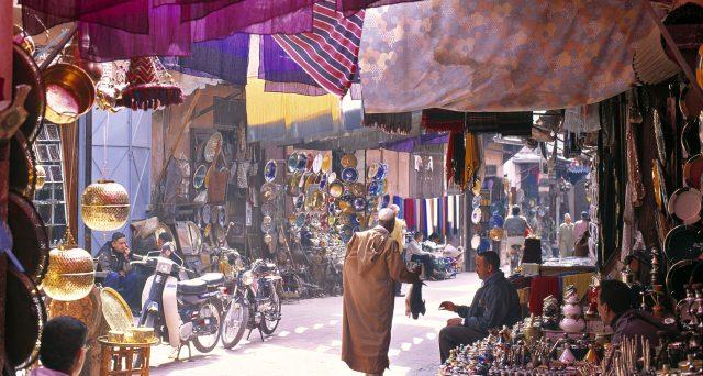 Obbligazioni marocchine in spolvero