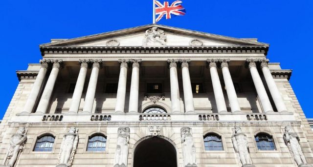 Acquisti di bond scalati dalla Banca d'Inghilterra