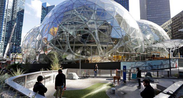 Obbligazioni Amazon, maxi-emissione