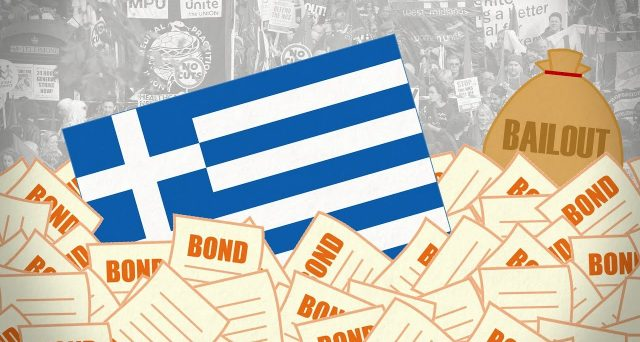 Debito della Grecia superstar