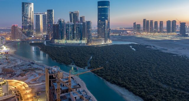 Obbligazioni in dollari di Abu Dhabi