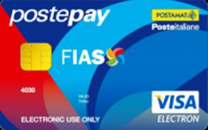 Postepay Fias Card