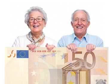 I pensionati ricorrono sempre più spesso ai prestiti personali e al credito al consumo
