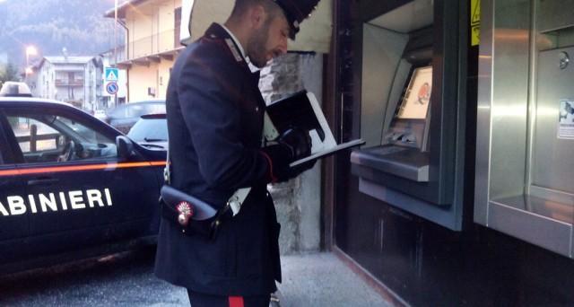 bancomat truffa