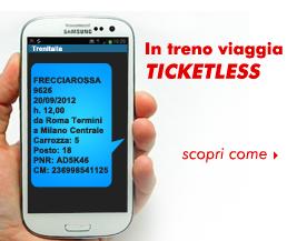 Per i treni regionali non sarà più possibile viaggiare con biglietti cartacei chilometrici, dal primo aprile si potranno acquistare solo biglietti online.